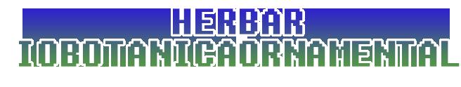 herbariobotanicaornamental